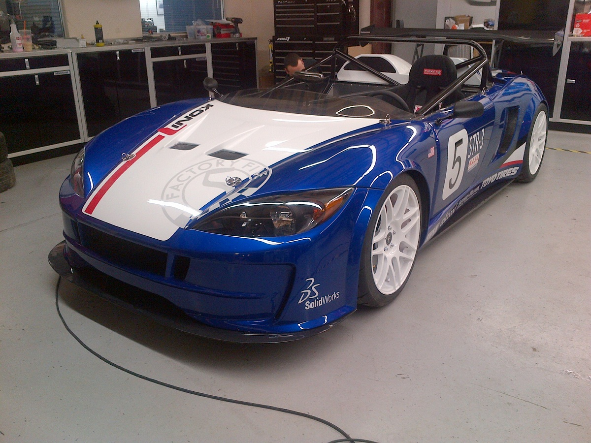 The next factory five kit car includes subaru page 5 grassroots -  Archive Page 4 Factory Five Forums